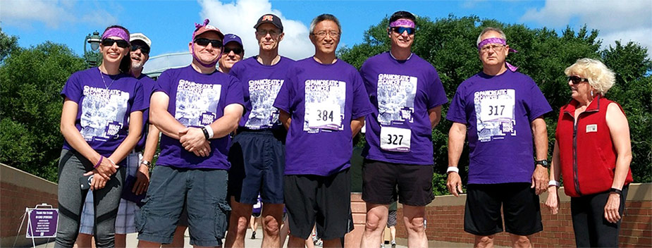 Purple Stride 2017