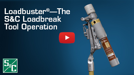 Loadbuster®—The S&C Loadbreak Tool Operation