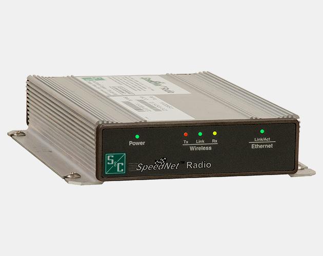 Vista Underground Distribution Switchgear: SpeedNet™ Radios
