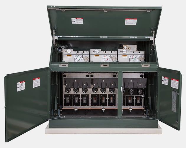 Vista U00ae Sd Underground Distribution Switchgear