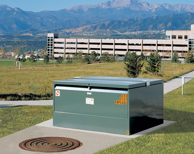 Vista® Underground Distribution Switchgear