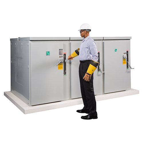 PMX Modular Metal-Enclosed Switchgear